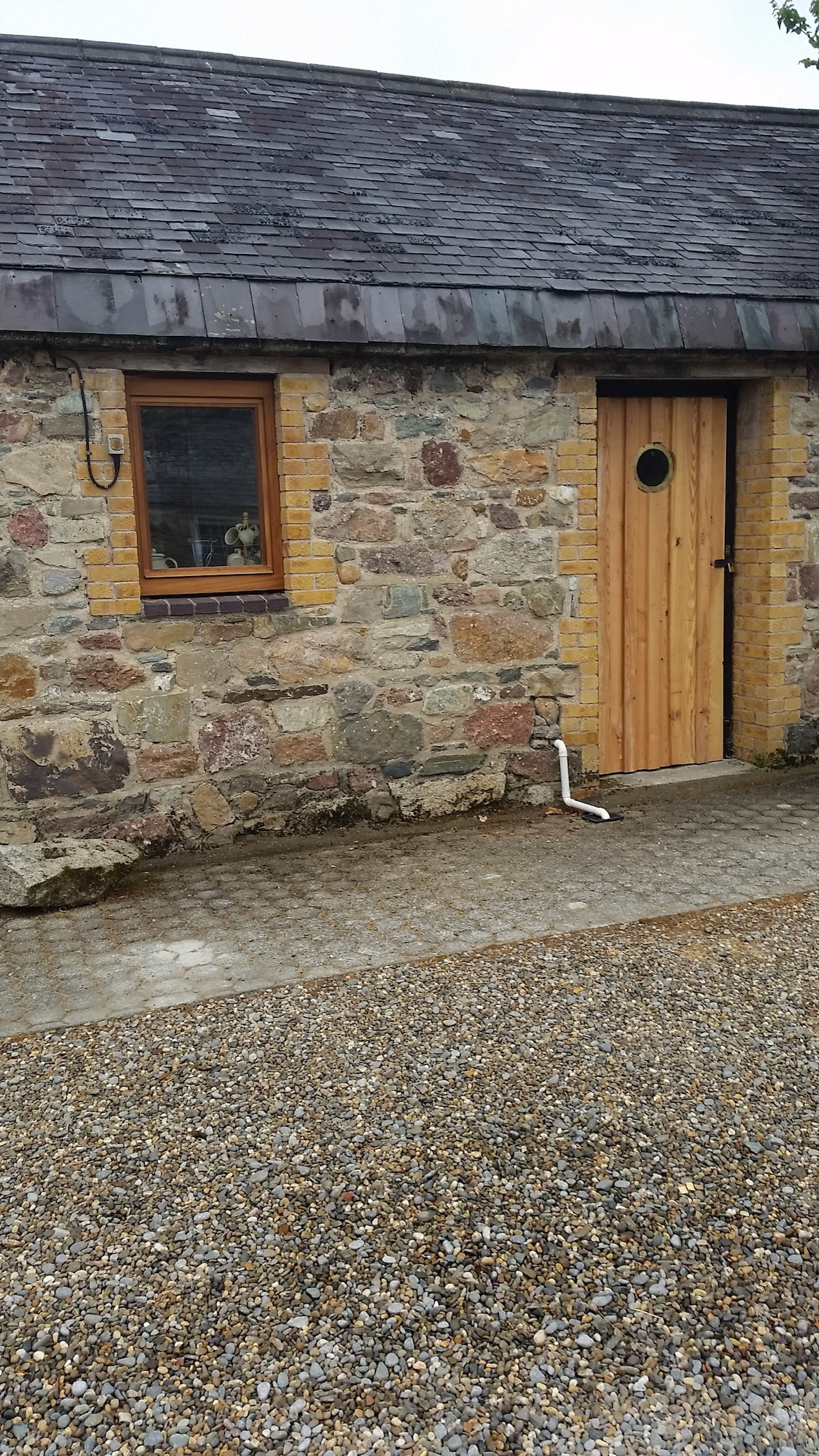 Spacious New Stable Conversion