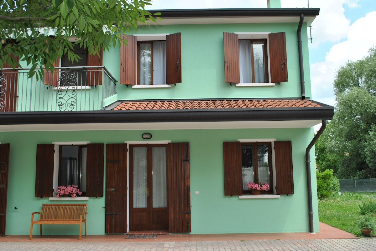 Cozy house : visit Veneto and relax