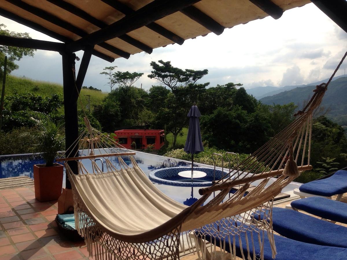 Paradise Mexican-Style Villa!
