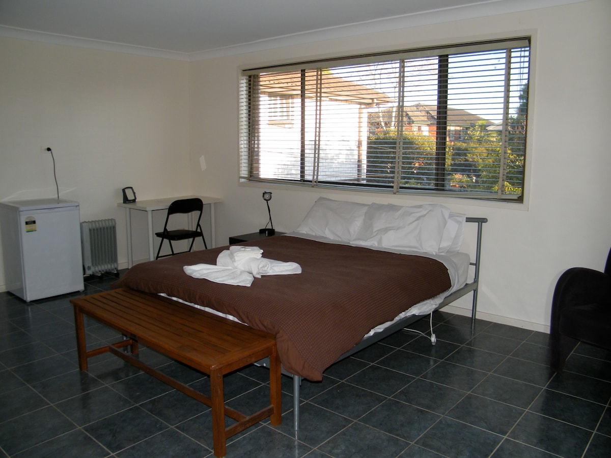 Larger rooms can be organised to sleep whole families if needed, or a group of friends.