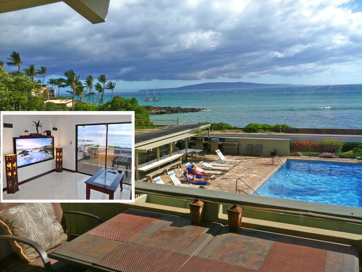 Ocean View 1BR @ The Shores of Maui