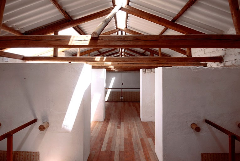 Loft in old historic town of Quito