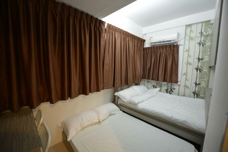 Service Apartment1C