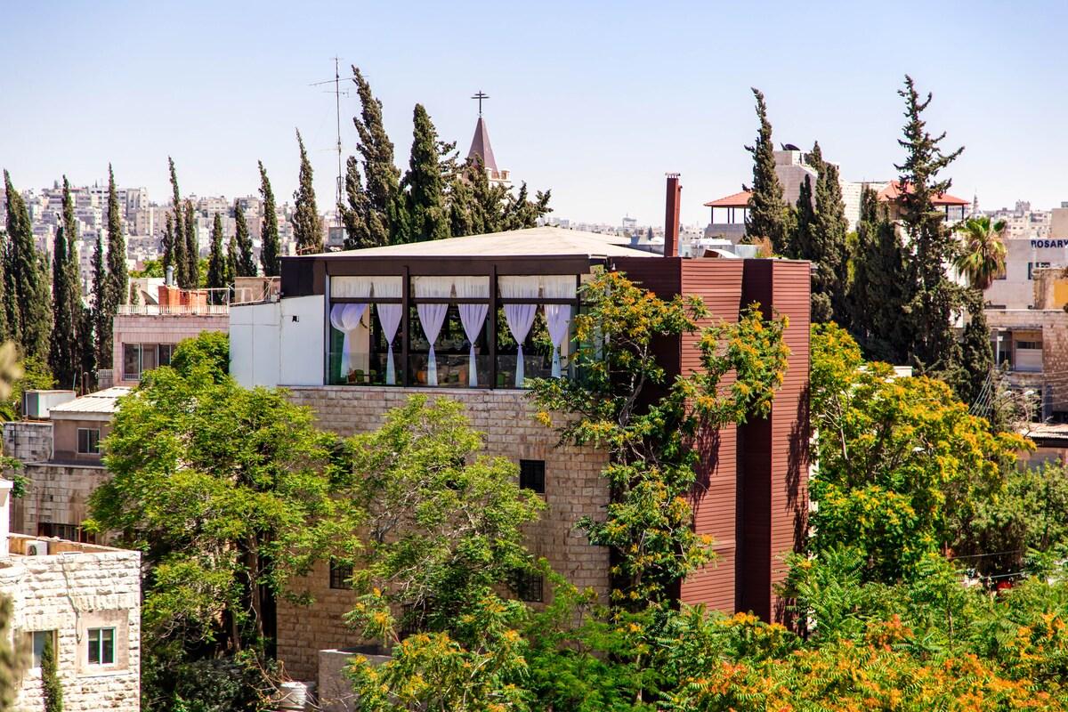 Antika Amman Hotel