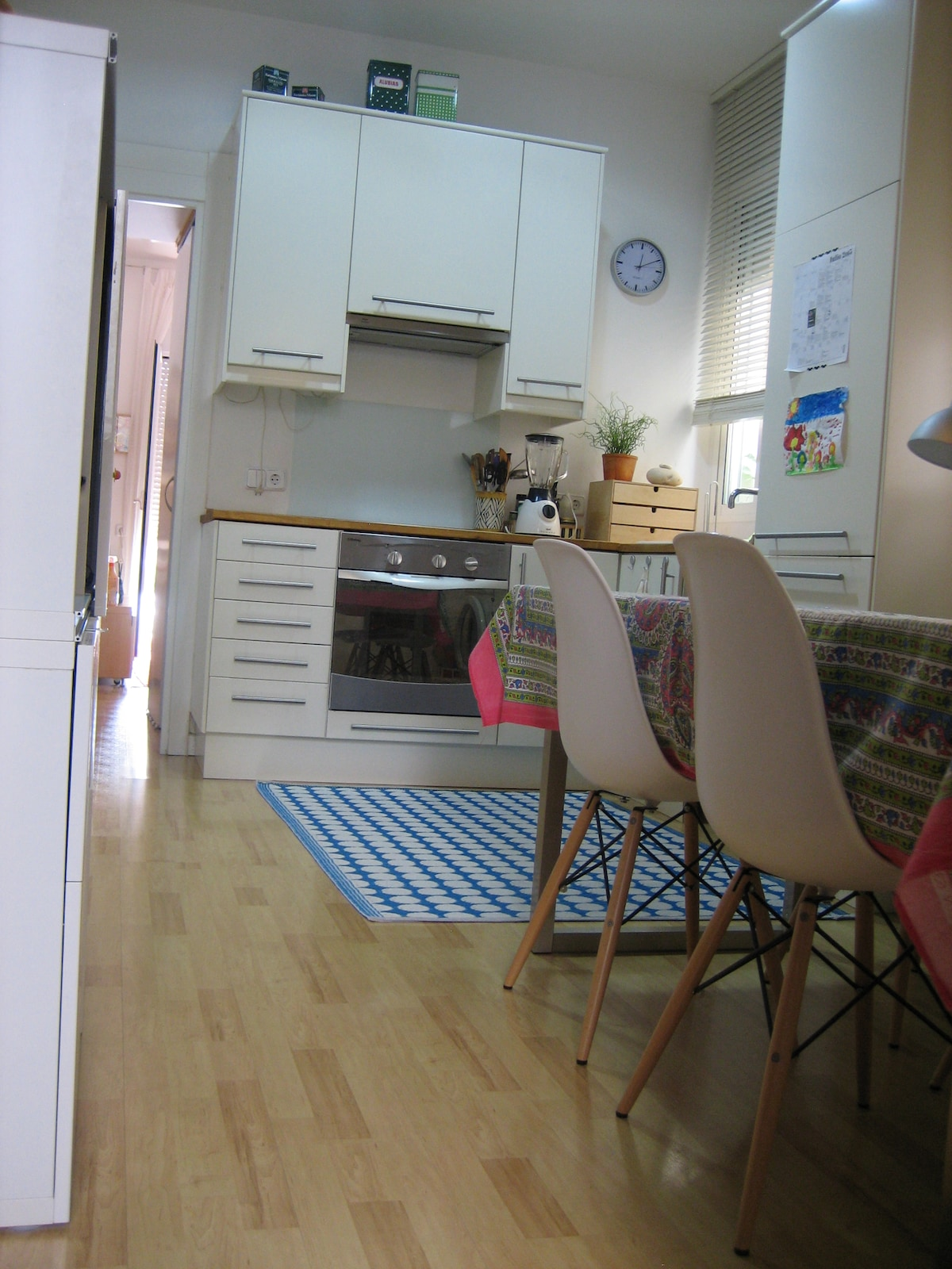 Acogedor apartamento en Chamberí
