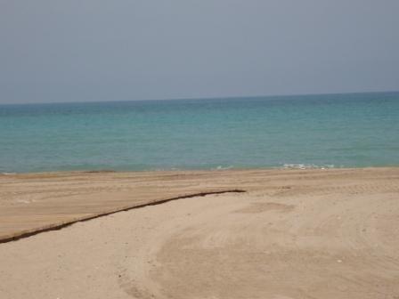 Apartamento tranquilo pie de playa