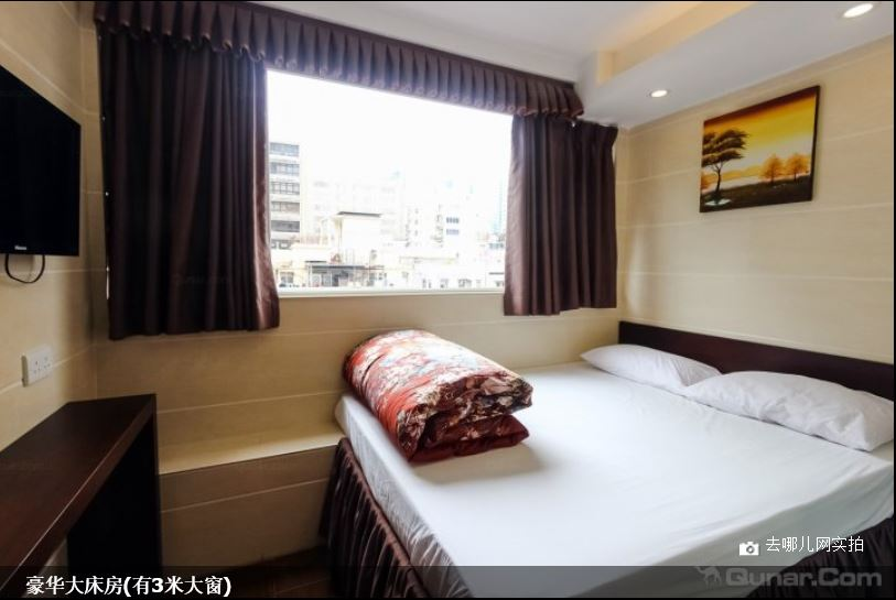 Superior double room in TsimShaTsui