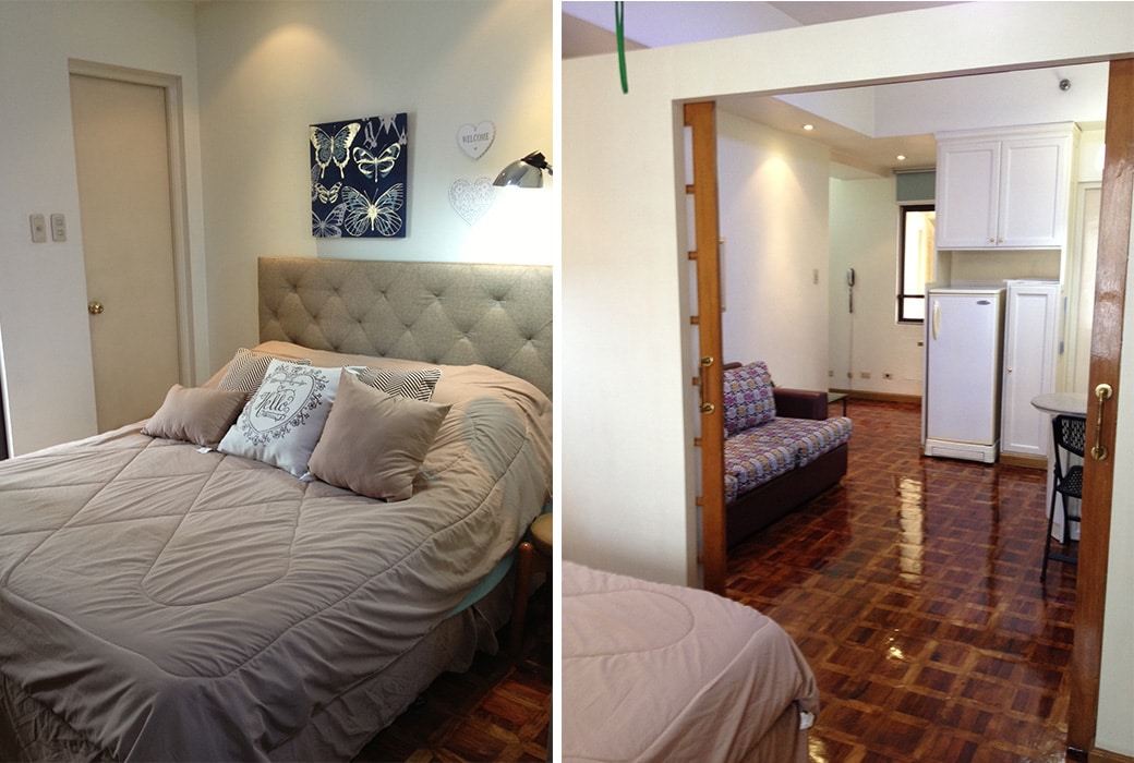 Makati Large 1BR near Greenbelt
