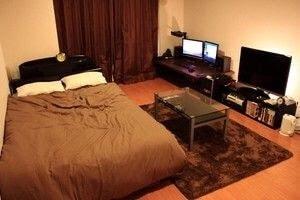 Elegant Shibaya room.