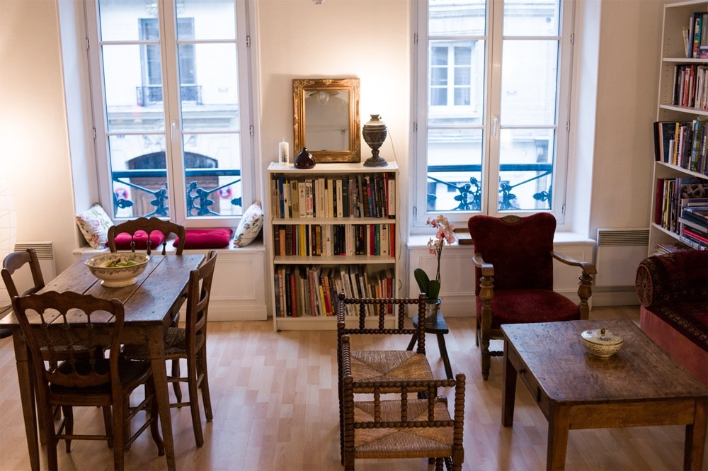 Cosy apartment at the Moulin Rouge!