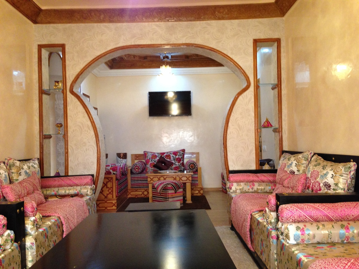 Pretty apartment in Marrakech