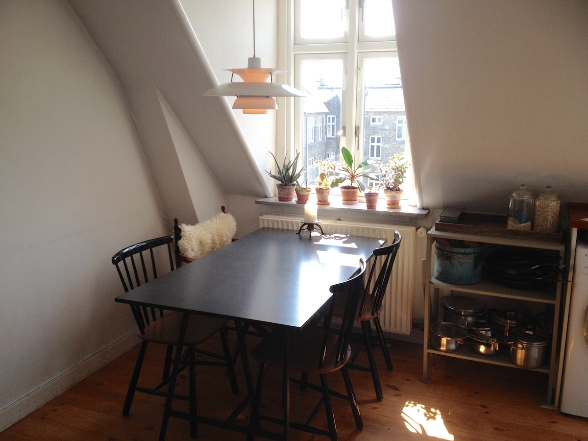 COZY&COMFY apt in trendy CPH V