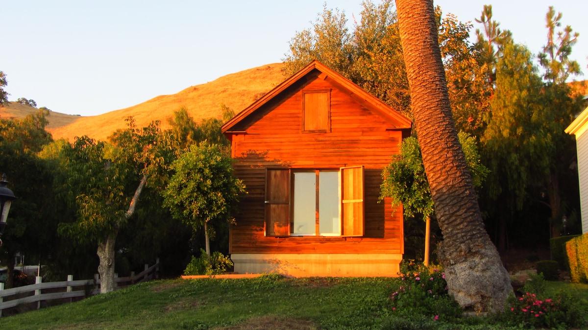 Private Cabin on Historic Estate