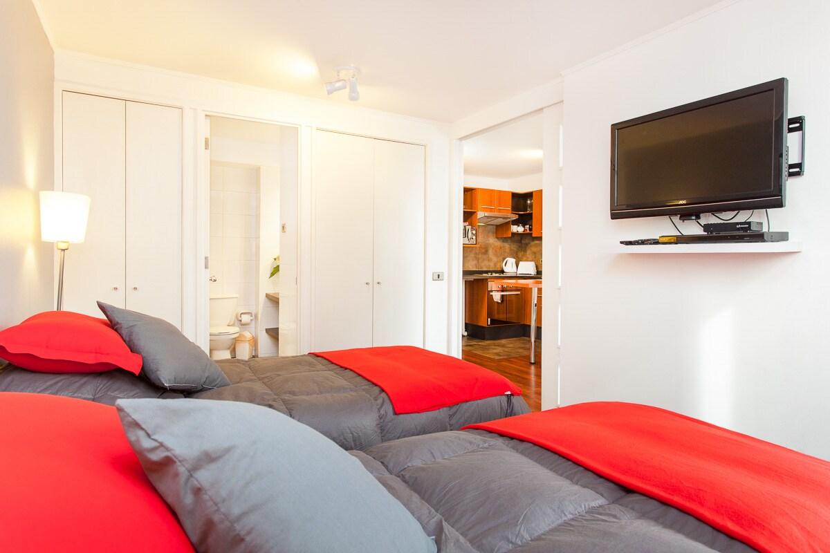 Furnished Apartment Forestal Park 4