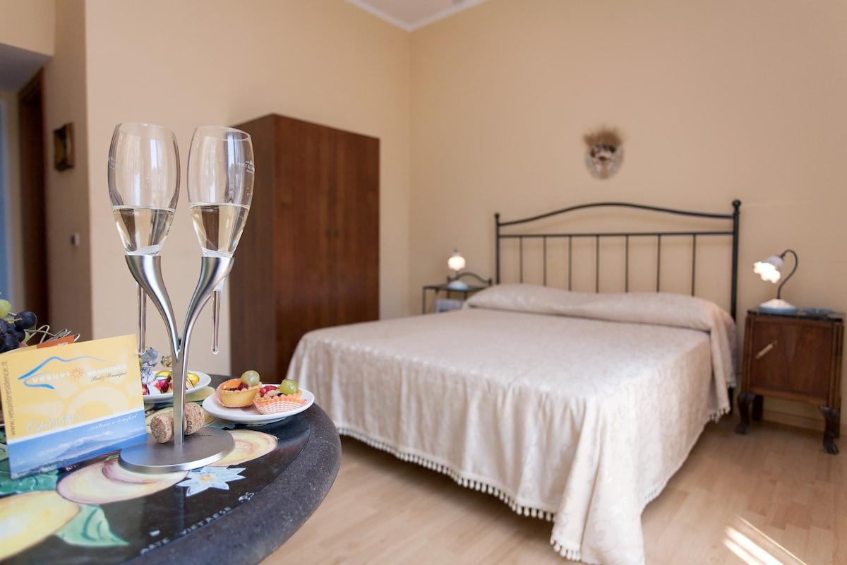 Vesuvio Residence: Welcoming family