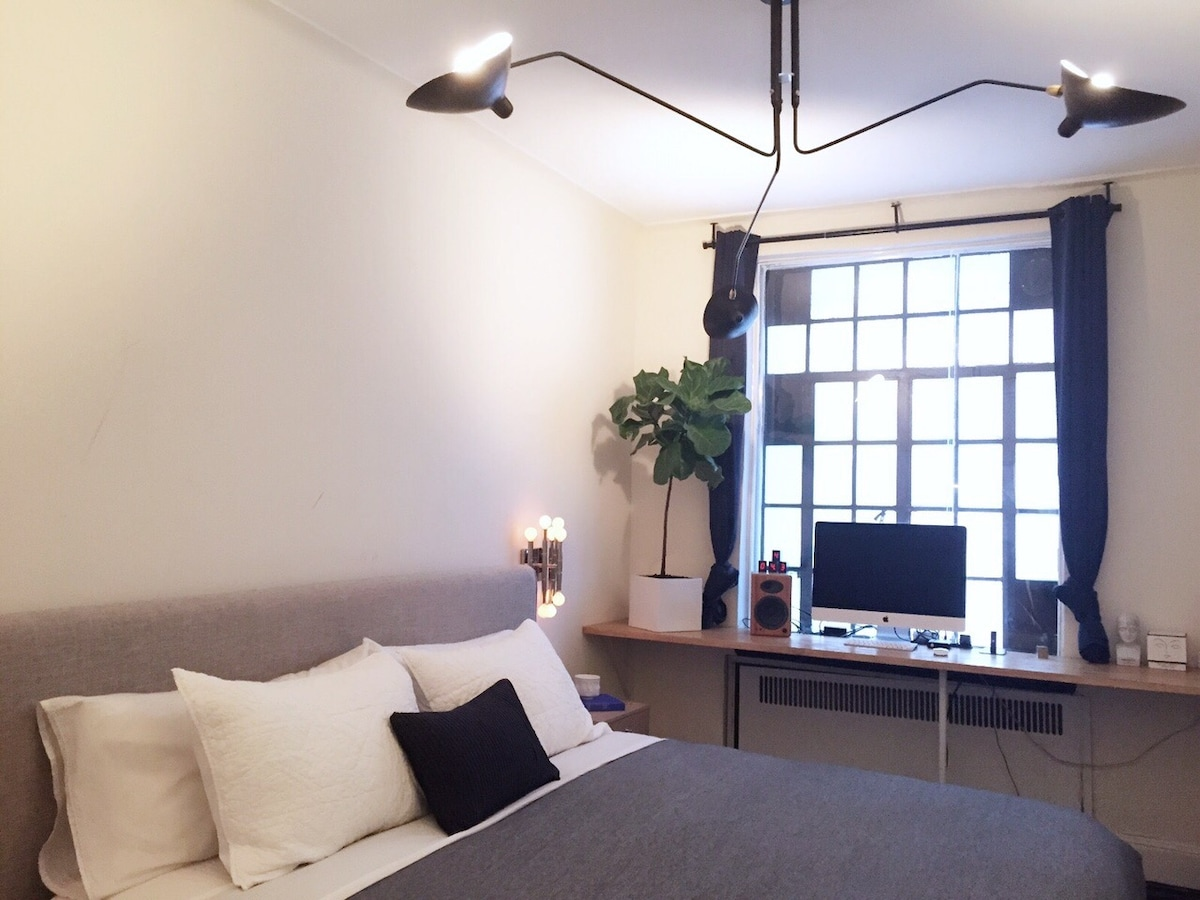 Spacious High-end Designed 1 Bed