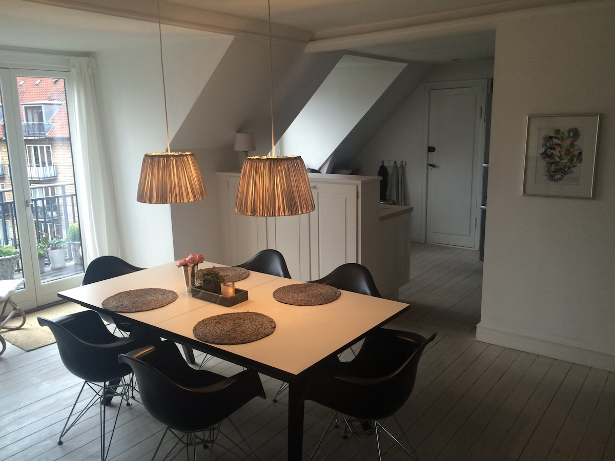 Cosy and tasty apartment