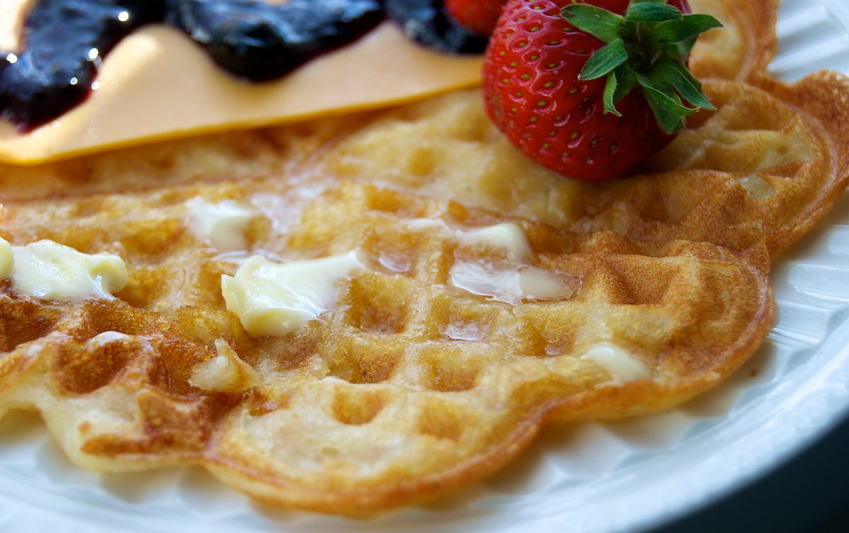 Bed & waffles   Singelrom
