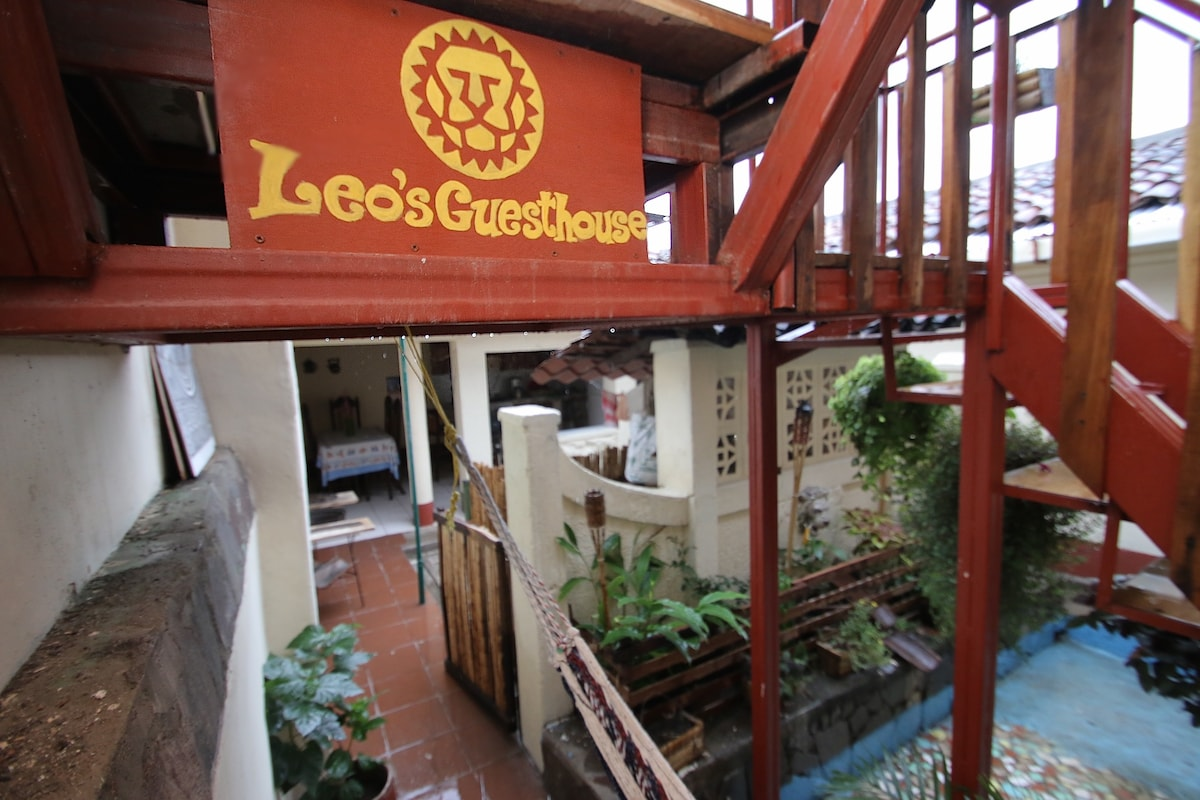Leo Guesthouse Double Room