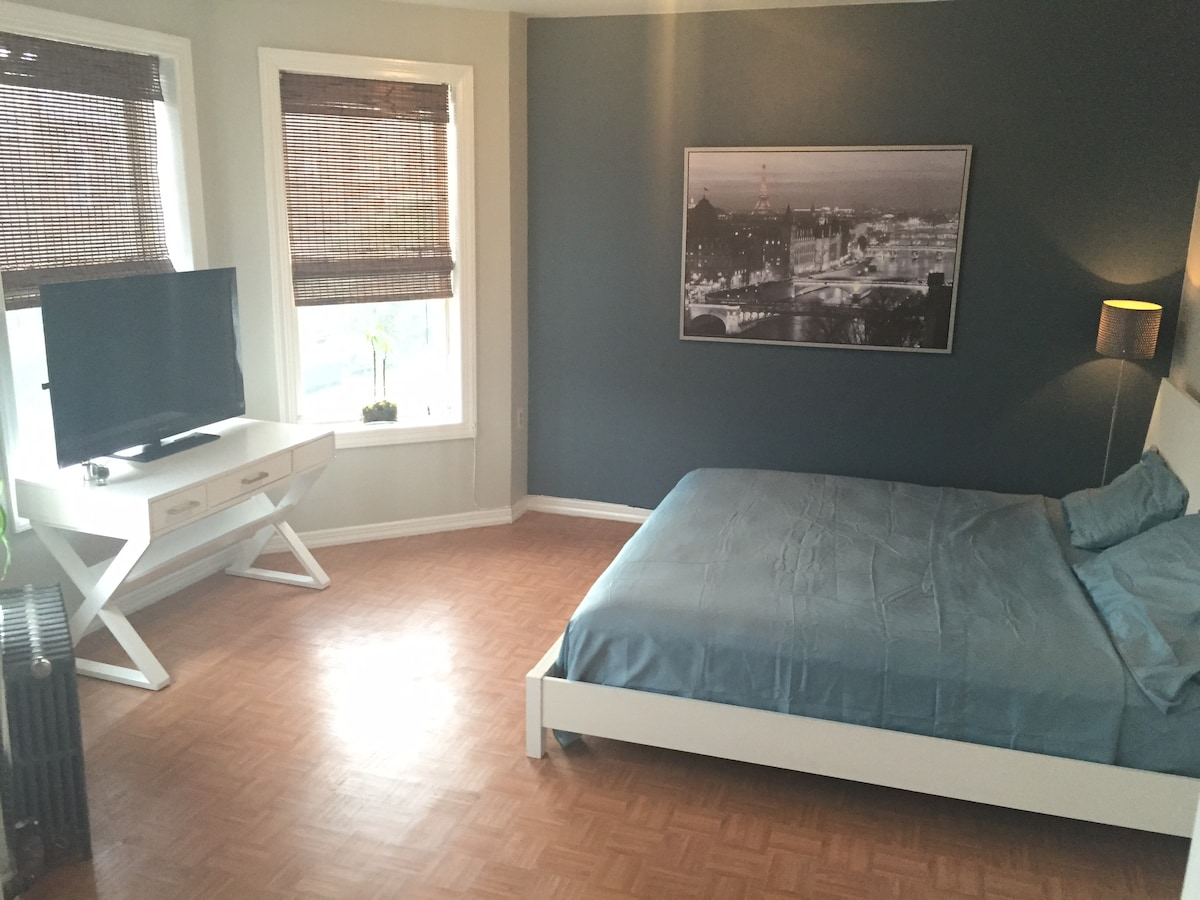 Large room 15 minutes to Manhattan