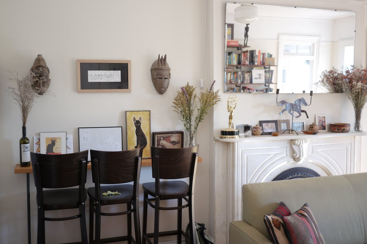Airy 2 Bdrm  in Best Brooklyn Nabe