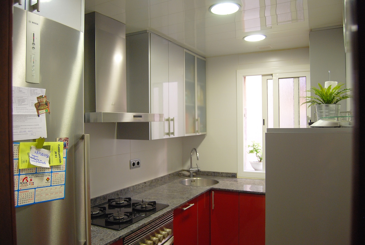 Cosy flat in the heart of BCN