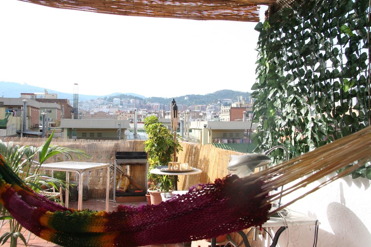 MiniRoom in Terraces Flat CENTER