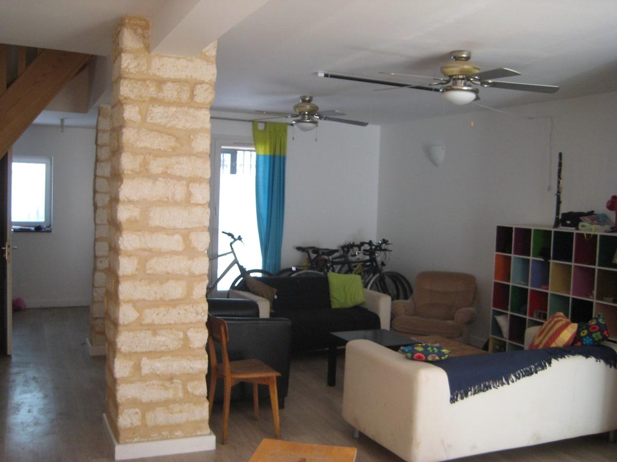 Chambre aux Arceaux