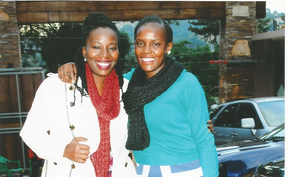 Hope And Mariam from Kampala