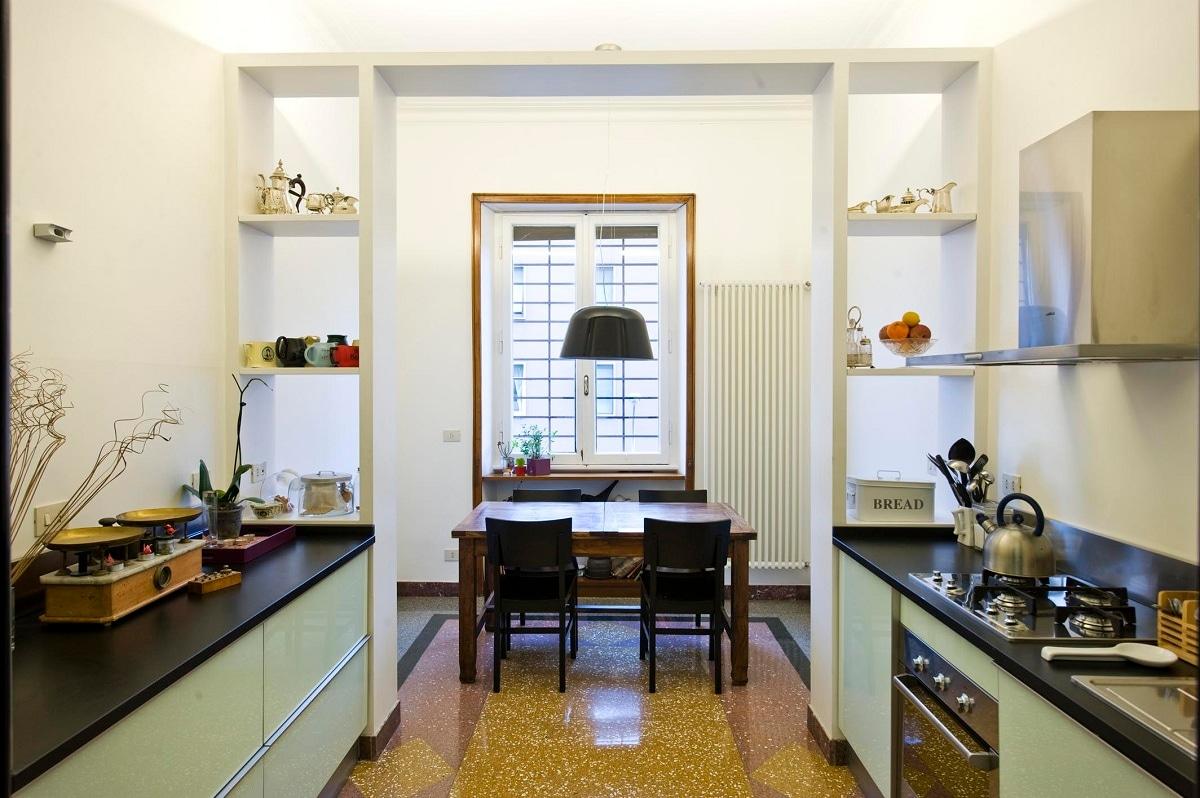 Sunny Parioli Apartament for 4/6