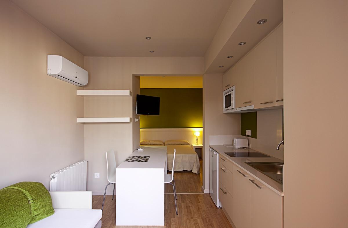 Loft completo con todas las comodidades para tu estancia en Barcelona