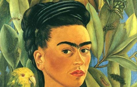 Our 2 Bedroom suite celebrates the Life and Work of Frida Kahlo