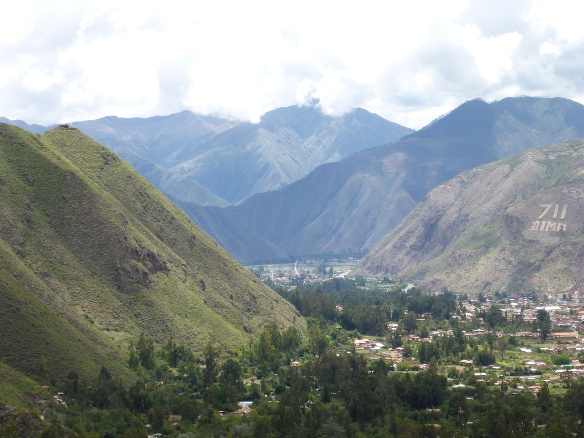 Tranquility in the Sacred Valley