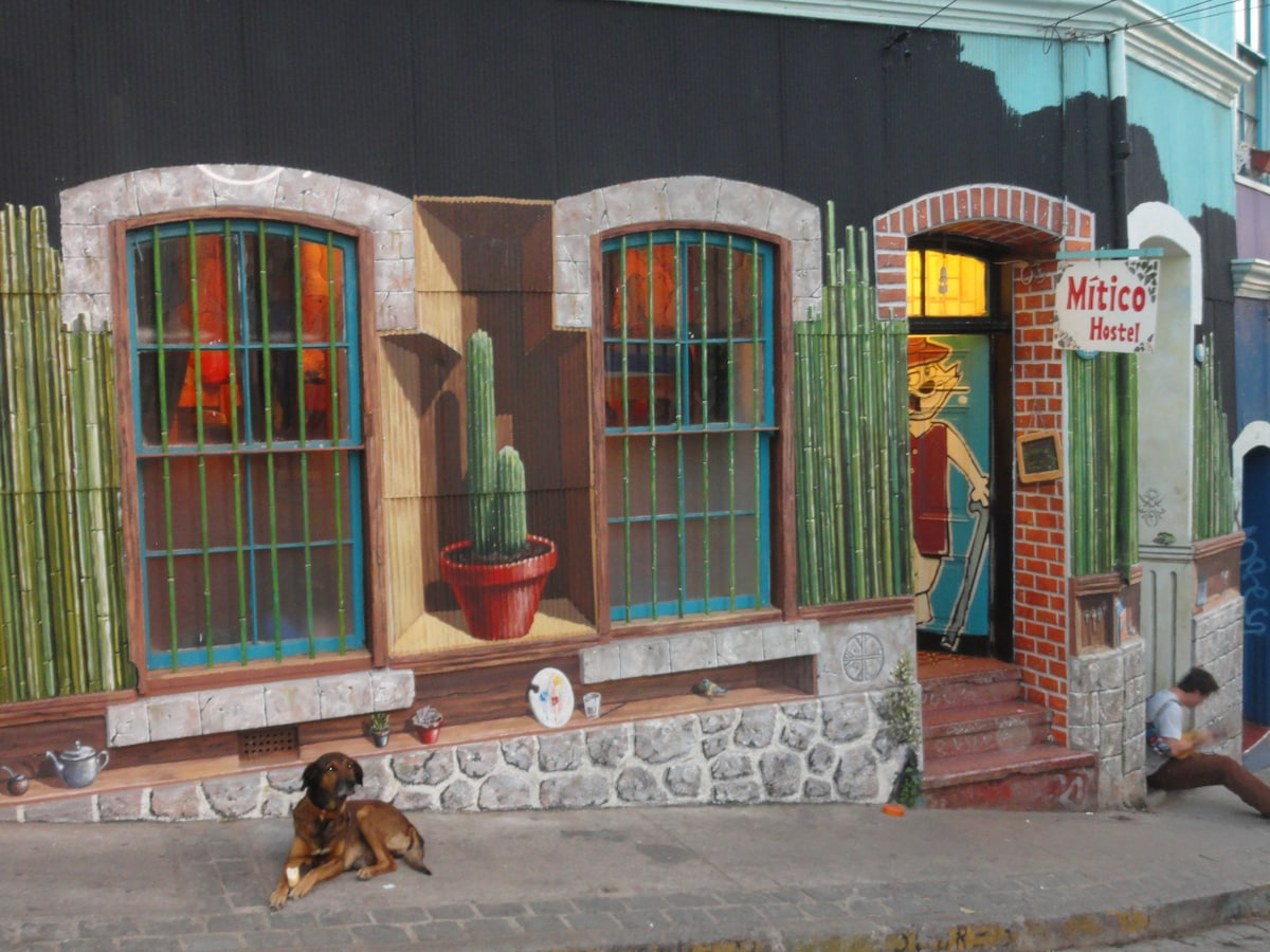 Mítico Hostel Valparaíso