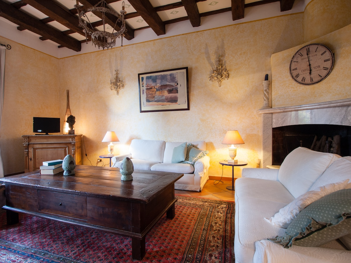 MAORA - COUNTRY HOUSE IN UMBRIA