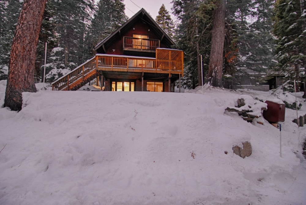 Tahoe City Home with Hot Tub #186
