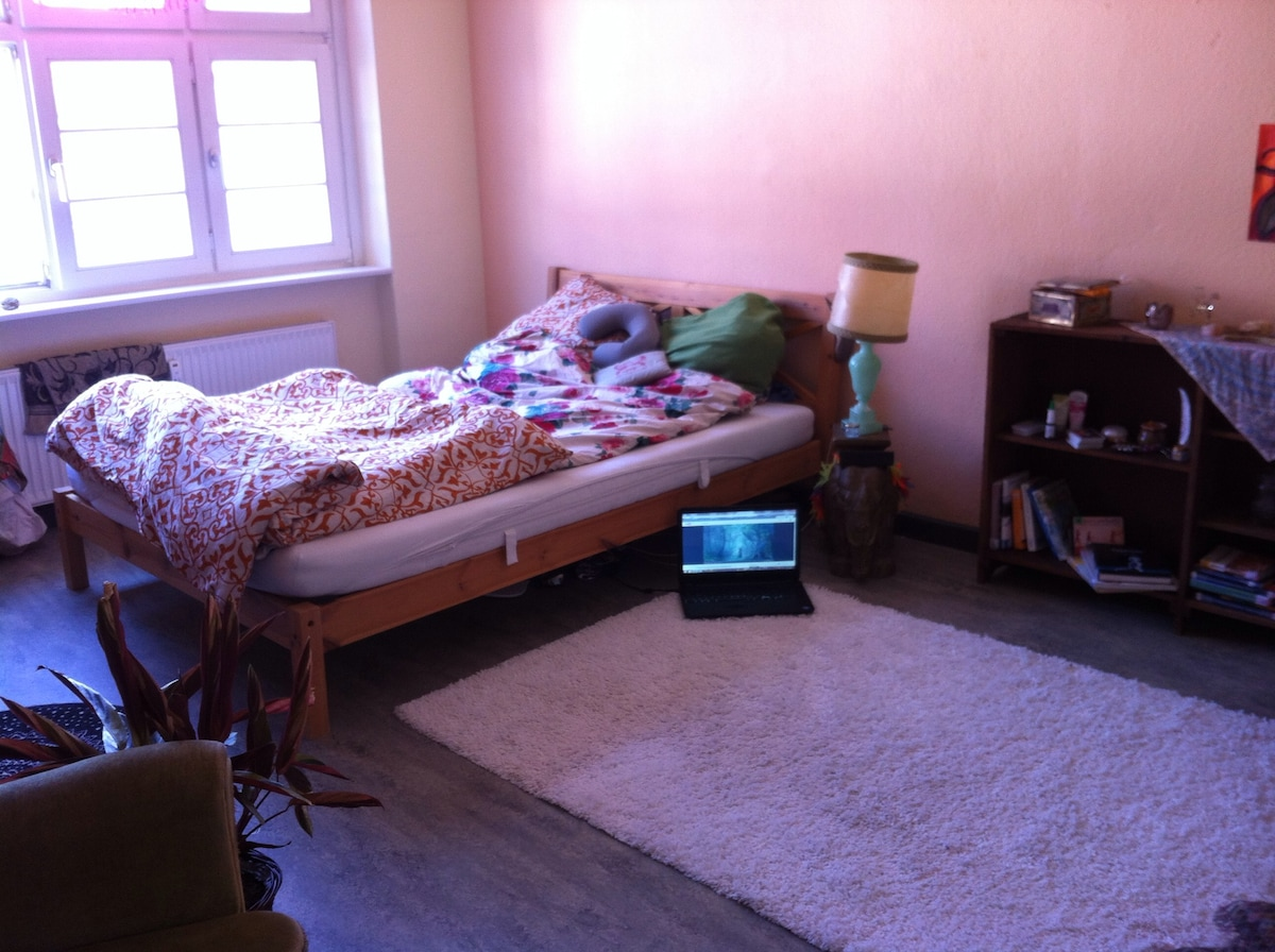 Bright and cosy room :)
