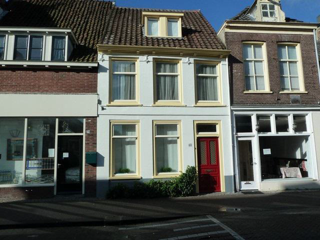Charmante stadswoning