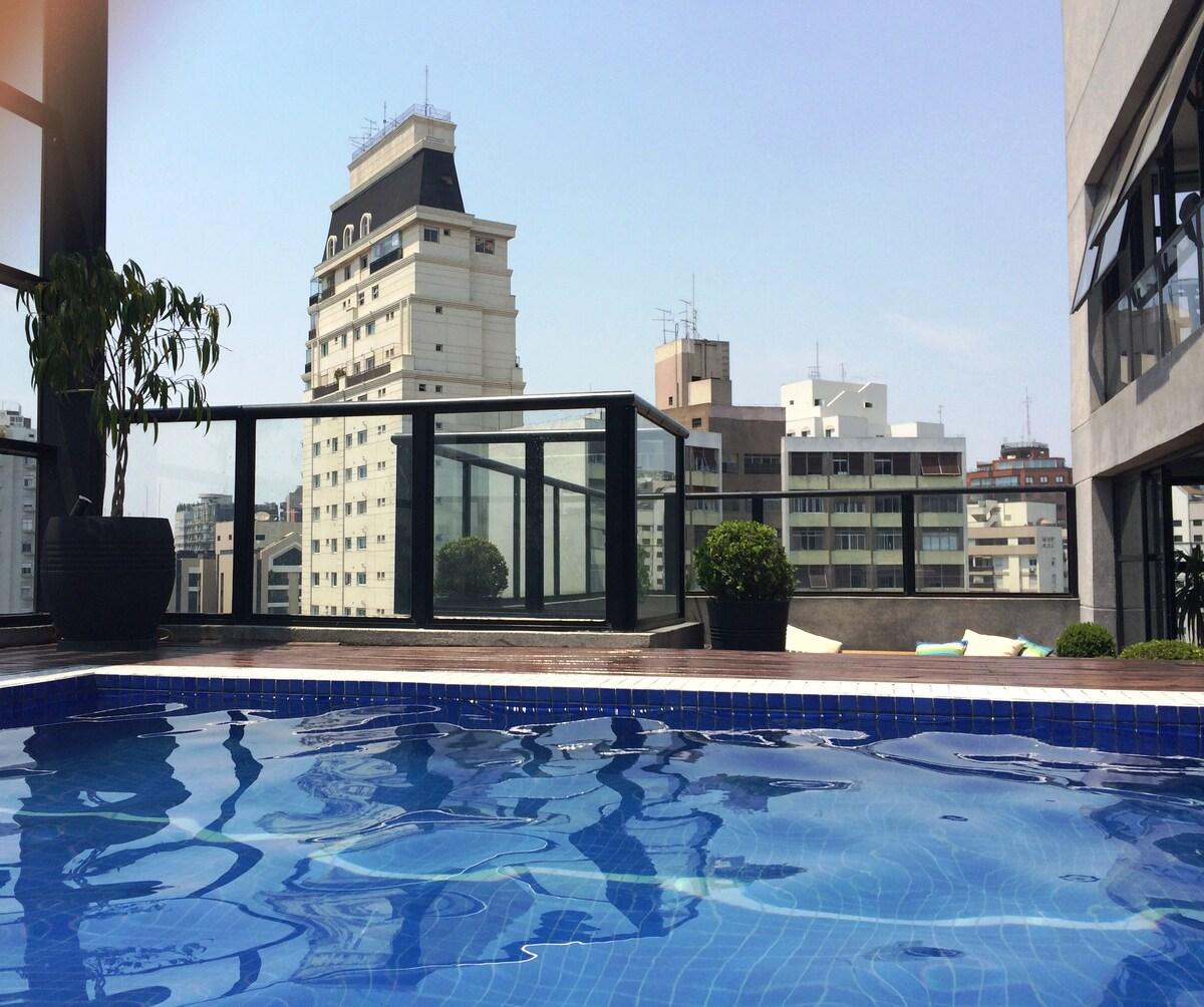 DUPLEX apartment in premium area