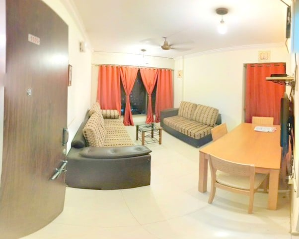 1 BHK Luxurious Apartment with View