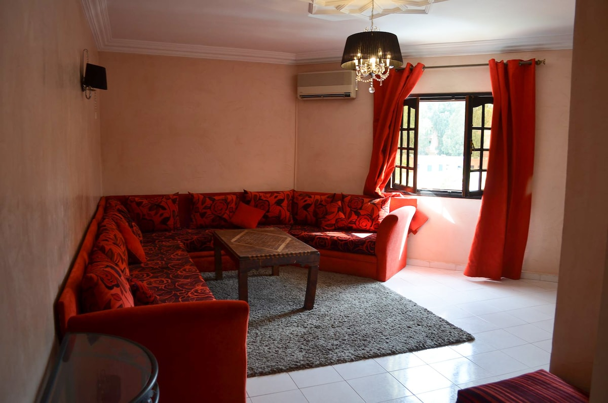 2 bedrooms apartment in Marrakech