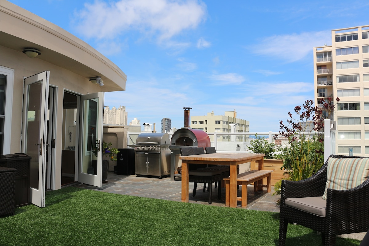 3600 sqft view home pacific heights