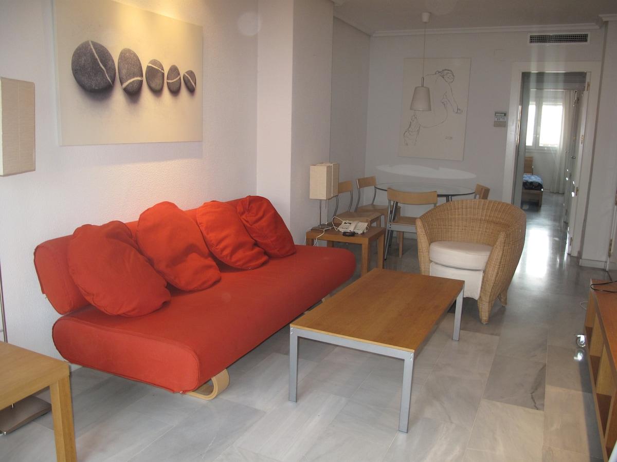Magnifico piso en la calle Goya 110