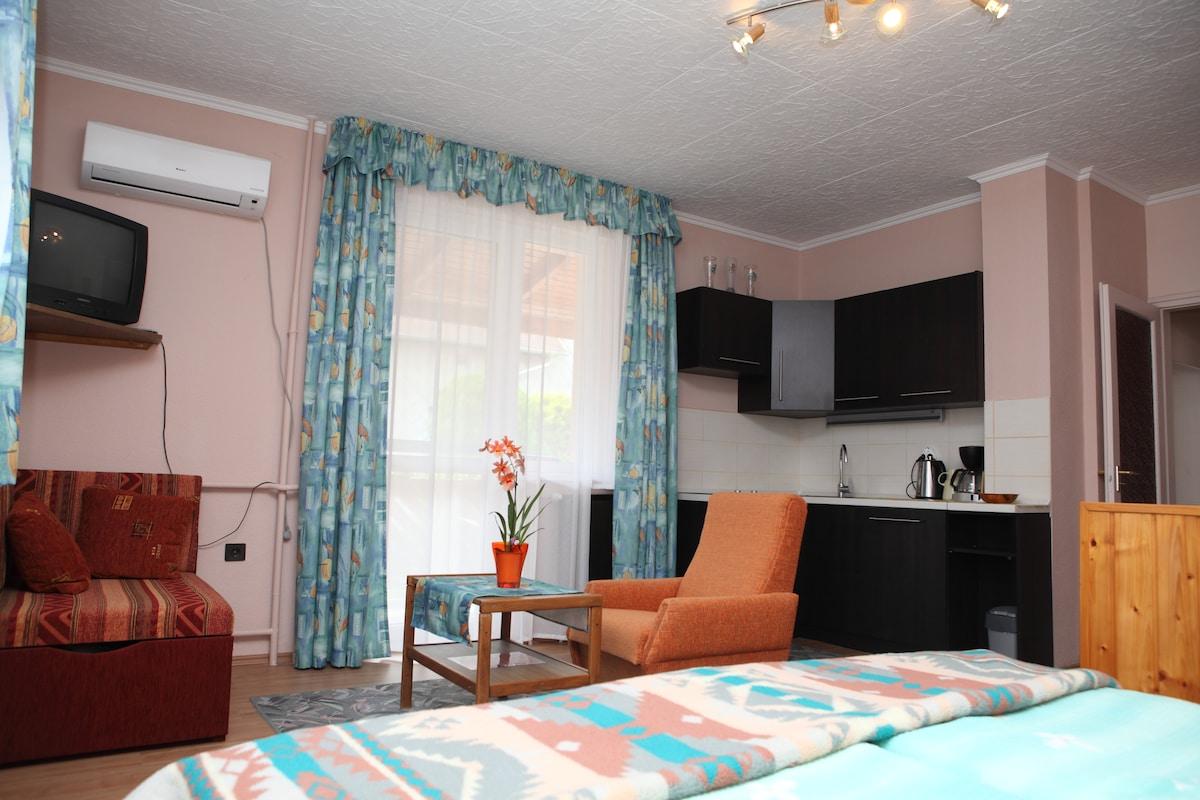 Friendly & cozy apartments in Hévíz
