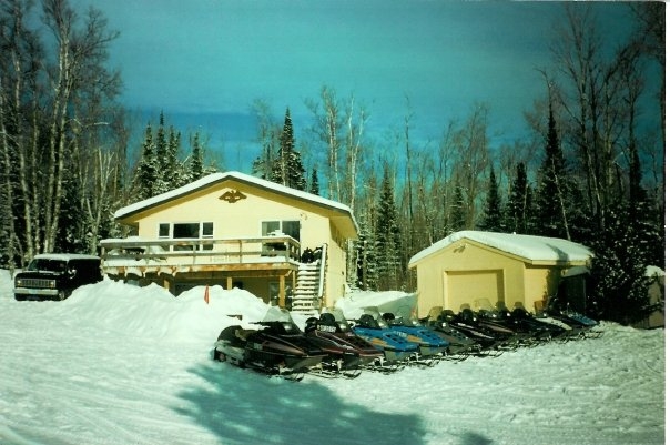 North Shore Woods Base Camp