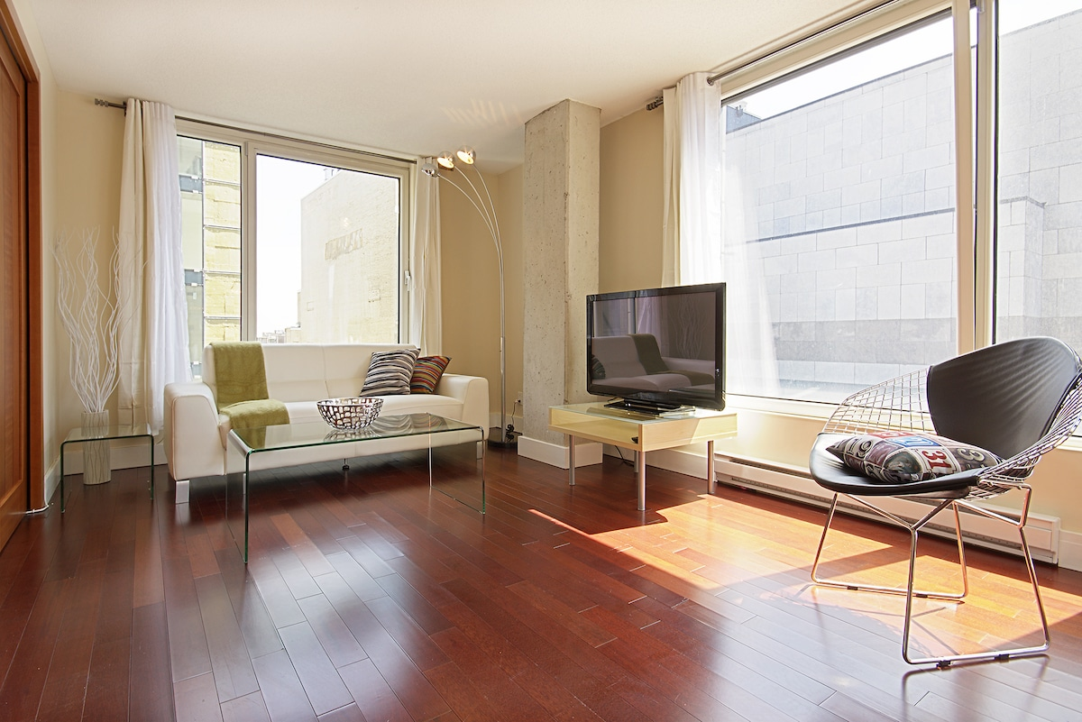 Very nice apartment - Old Montreal