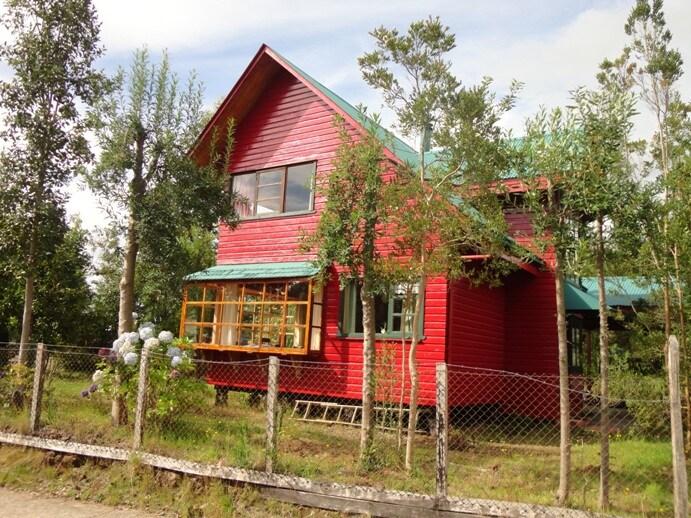 Beautiful wood cabin in Frutillar