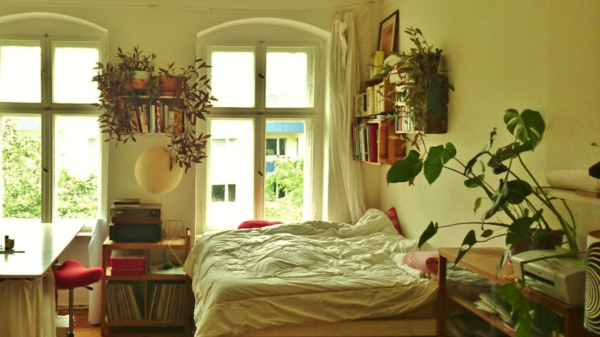 Charmante Wohnung in Kreuzberg