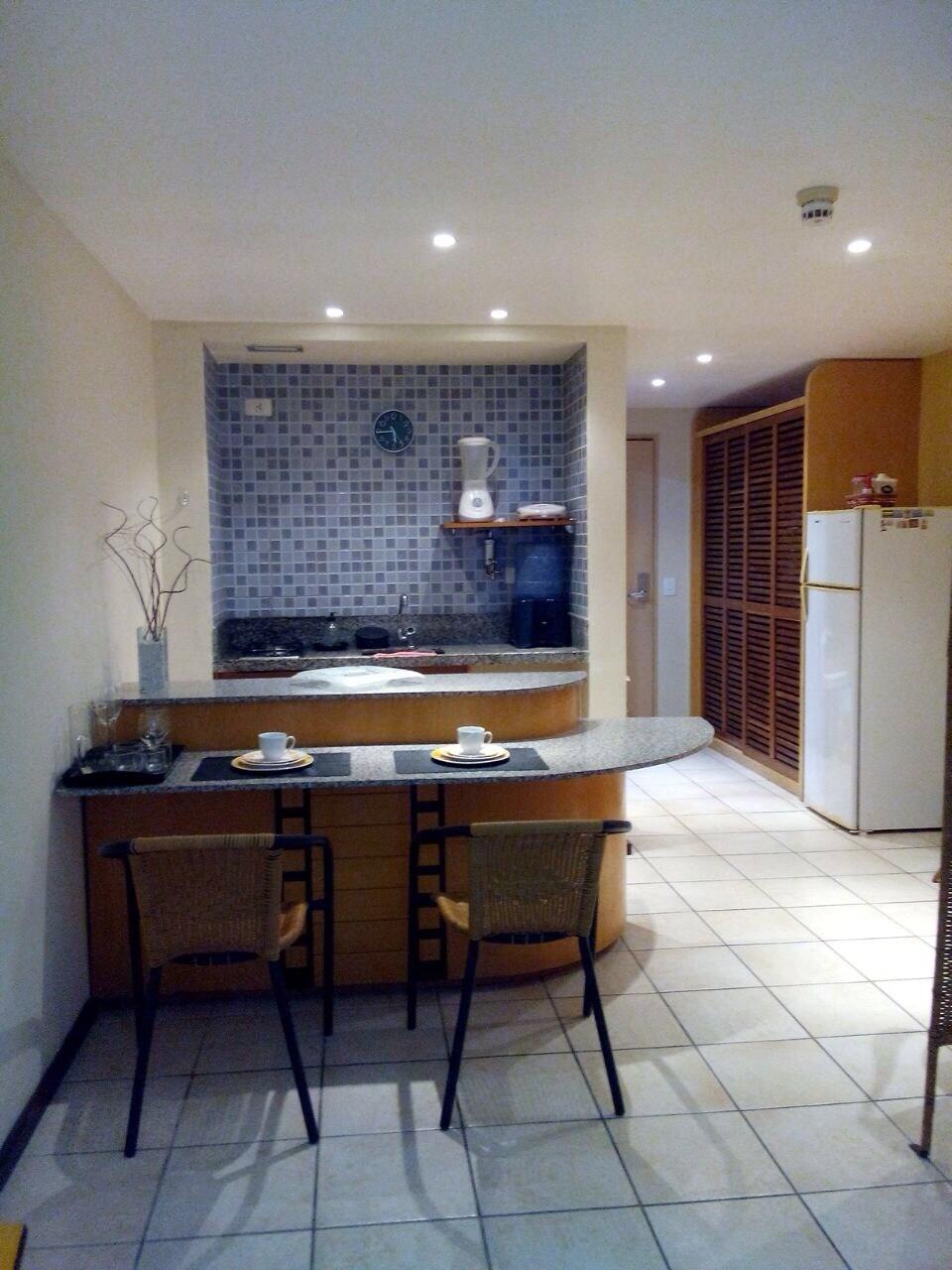 Alugo flat mobiliado Olinda-PE