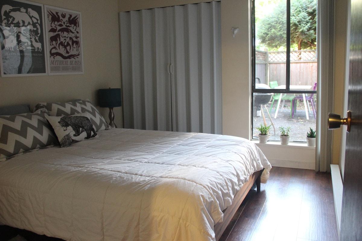 Cozy Mt. Pleasant Apartment